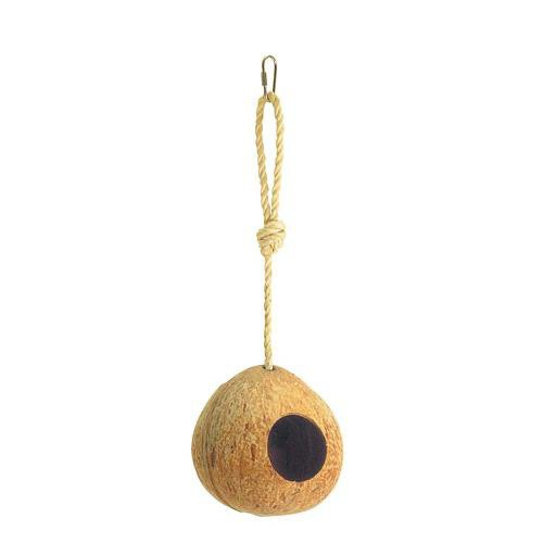 Hnízdo pro andulky, kokos, 12 cm