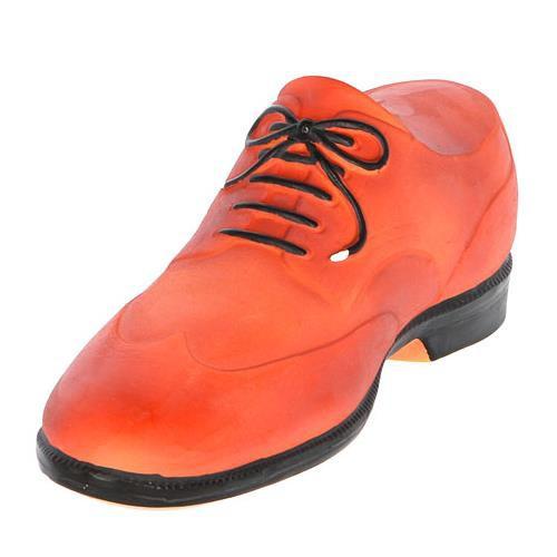 Pískací gumová bota pro psy, 25 cm