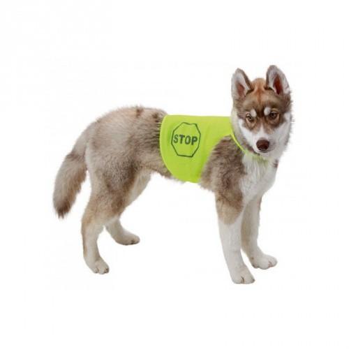 Kerbl bezpečnostní reflexní vesta pro psa, vel. M