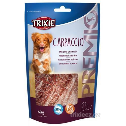 Pamlsek pro psy Trixie, Carpaccio, 40 g