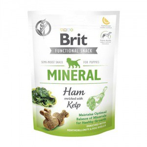 Pamlsek pro psy Brit Mineral, 150 g
