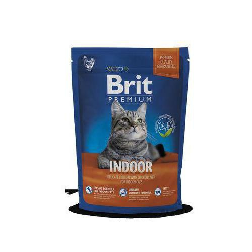 Brit Premium Cat Indoor, 1,5 kg