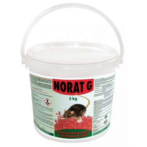 Norat G granule 50 ppm - balení 5 kg