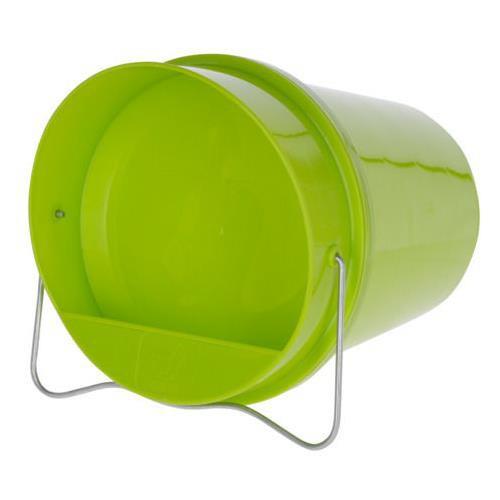 Napájecí vědro pro drůbež plastové 6l