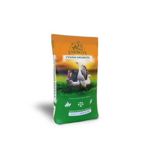 Energys Brojler Mini Forte, 25 kg