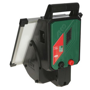 Zdroj pro elektrický ohradník AKO Sun Power S 1500, kombinovaný, 1,5 J